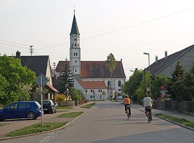 Kirche St. Martin Blindheim (Foto: STUDIO-E. GmbH; Fotograf Florian Imberger)