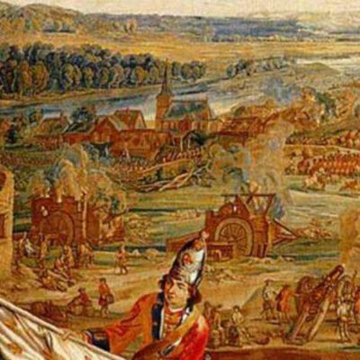 Quadrat-klein-BattleOfBlenheim