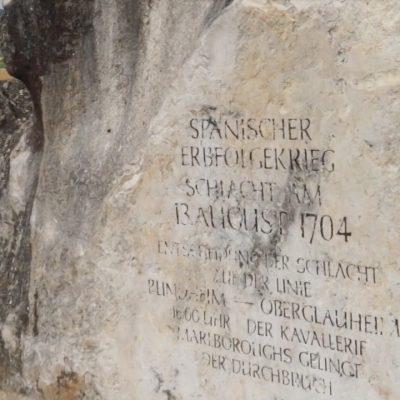 Stein bei Blindheim