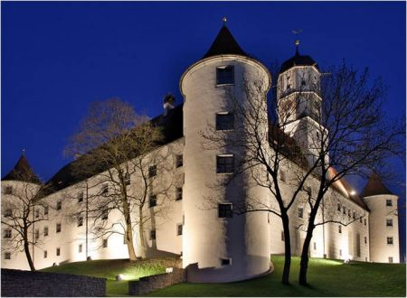 Schloss Höchstädt a.d. Donau (Foto: Benjamin Wilde)