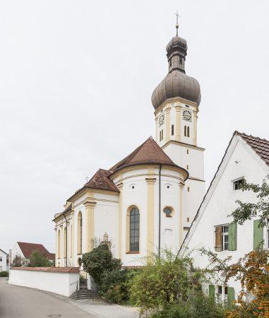 Kirche St. Ulrich und St. Baptist (Foto: STUDIO-E. GmbH; Fotograf Florian Imberger)