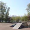 Skaterplatz Höchstädt (Foto: VG Höchstädt)