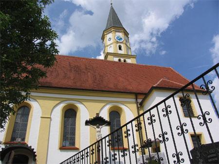 Kirche St. Martin Unterfinningen
