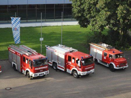 Freiwillige Feuerwehr Höchstädt (Foto: Stadt Höchstädt)