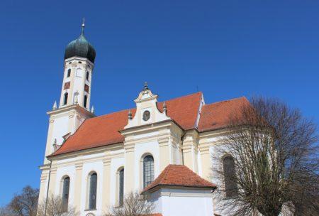 Kirche St. Leonhard (Foto: VG Höchstädt)