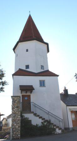 Geigerturm Höchstädt (Foto: VG Höchstädt)