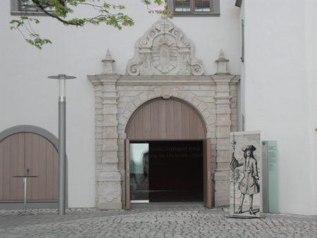 Ausstellung 1704 (Foto: Stadt Höchstädt)
