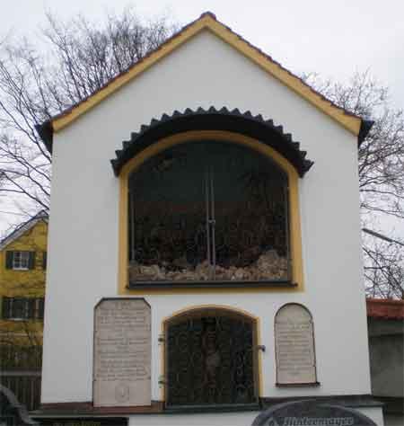 Ölbergkapelle (Foto: Gemeinde Finningen)