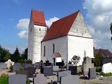 Friedhofskirche Sankt Salvator Höchstädt