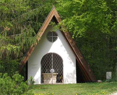Waldkapelle (Foto: Gemeinde Finningen)