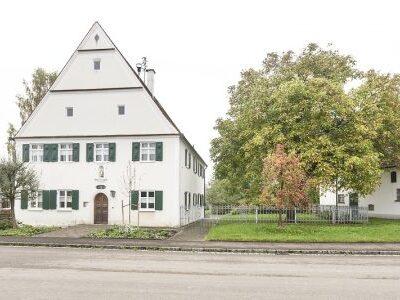 Alter Pfarrhof Lutzingen (Fotos: STUDIO-E. GmbH; Fotograf Florian Imberger)