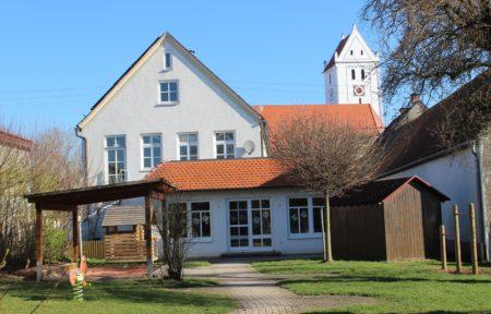 Kindergarten Mörslingen (Foto: VG Höchstädt)