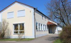 Schulhaus Blindheim (Foto: VG Höchstädt)