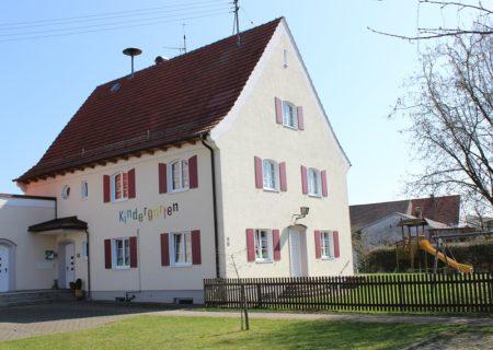 Kindergarten Schwenningen/Gremheim (Foto: VG Höchstädt)