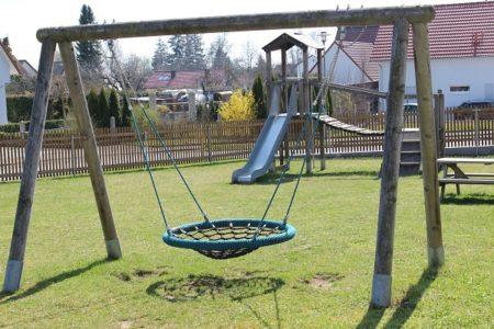 Spielplatz Am Ebelfeld (Foto: VG Höchstädt)