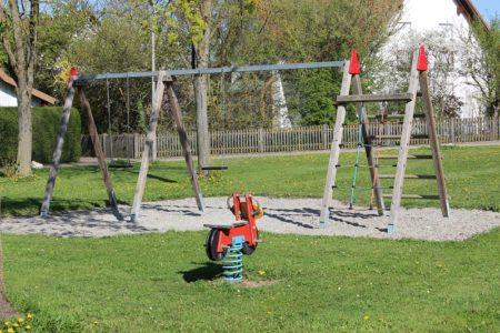 Spielplatz Bruckwörth Höchstädt (Foto: VG Höchstädt)