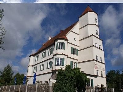 Wasserschloss Kalteneck (Foto: Linder)
