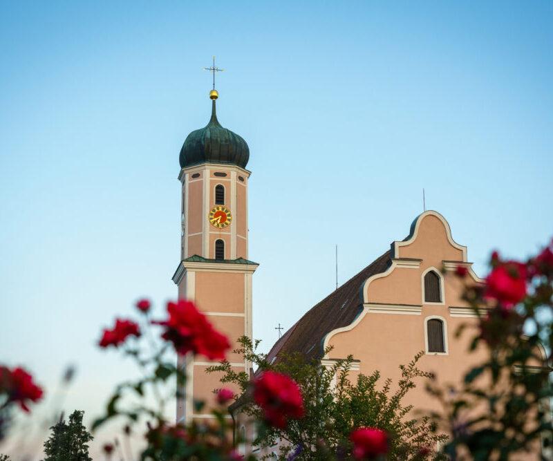 Kirche St. Michael Lutzingen (Foto: Gemeinde Lutzingen)