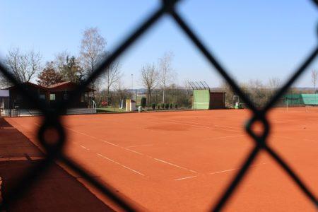 Tennisplatz Unterglauheim (Foto: VG Höchstädt)