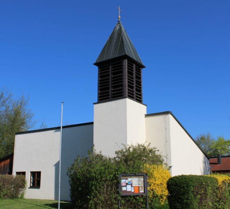 Anna-Kirche Höchstädt (Foto: VG Höchstädt)