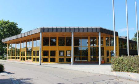 Nordschwabenhalle Höchstädt (Foto: VG Höchstädt)