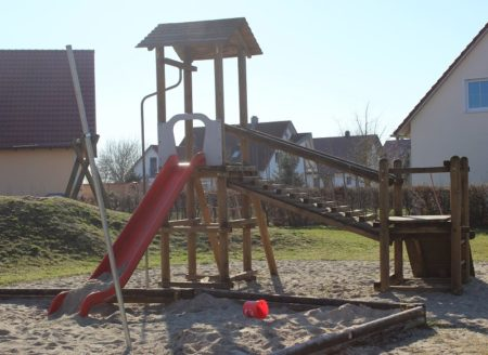 Spielplatz Bgm-Keis-Ring Mörslingen (Foto: VG Höchstädt)
