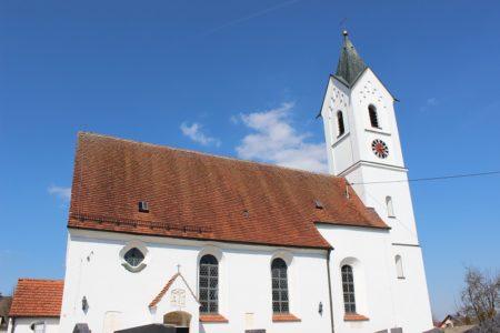 Kirche St. Peter und Paul Sonderheim (Foto: VG Höchstädt)