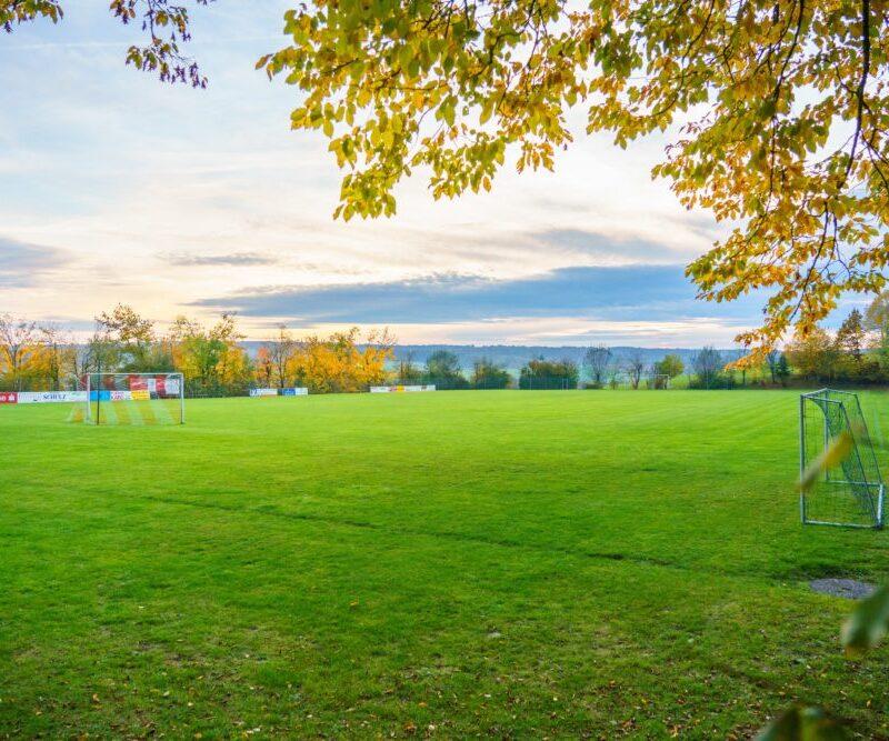 Sportanlage Unterliezheim (Foto: Gemeinde Lutzingen)