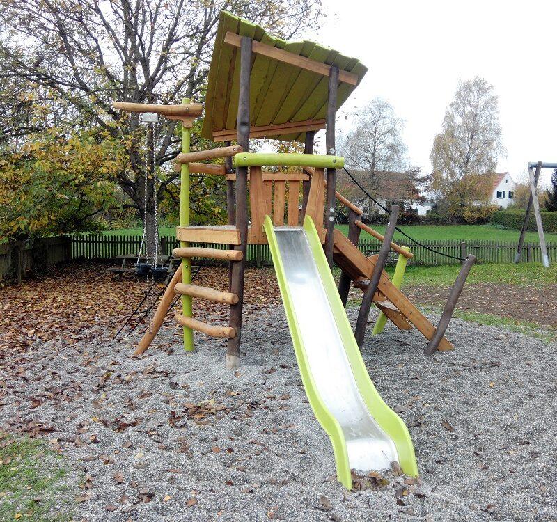 Spielplatz Wolpertstetten (Foto: Gemeinde Blindheim)