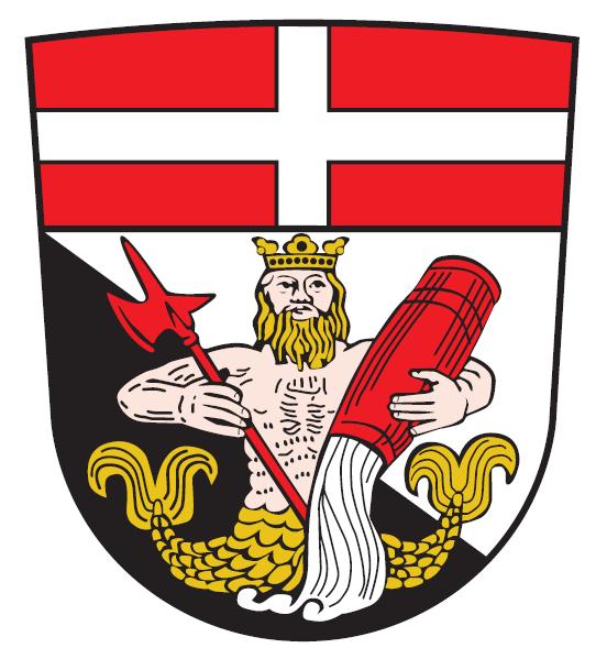 Wappen der Gemeinde Blindheim