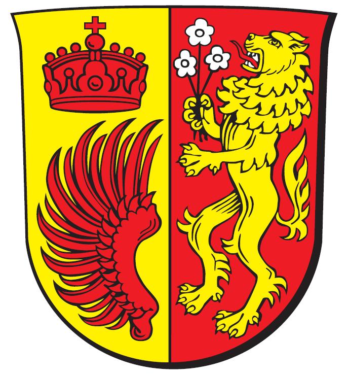 Wappen der Gemeinde Lutzingen