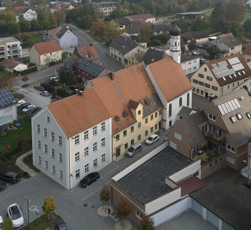 Integrations- und Bildungszentrum Höchstädt (Foto: Bernd Müller)