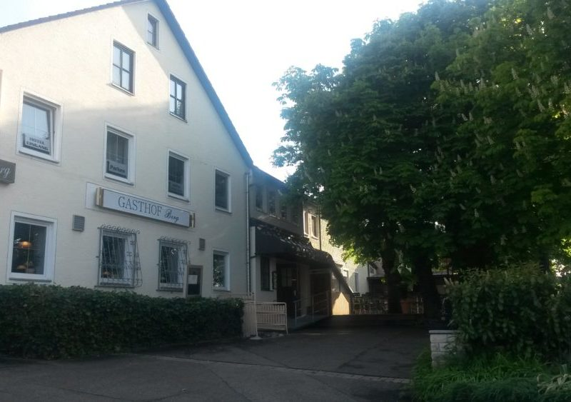 Hotel-Restaurant Berg (Foto: Sandor Rohanszki)