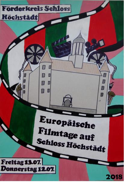 (Bild: Förderkreis Schloss Höchstädt e.V.)