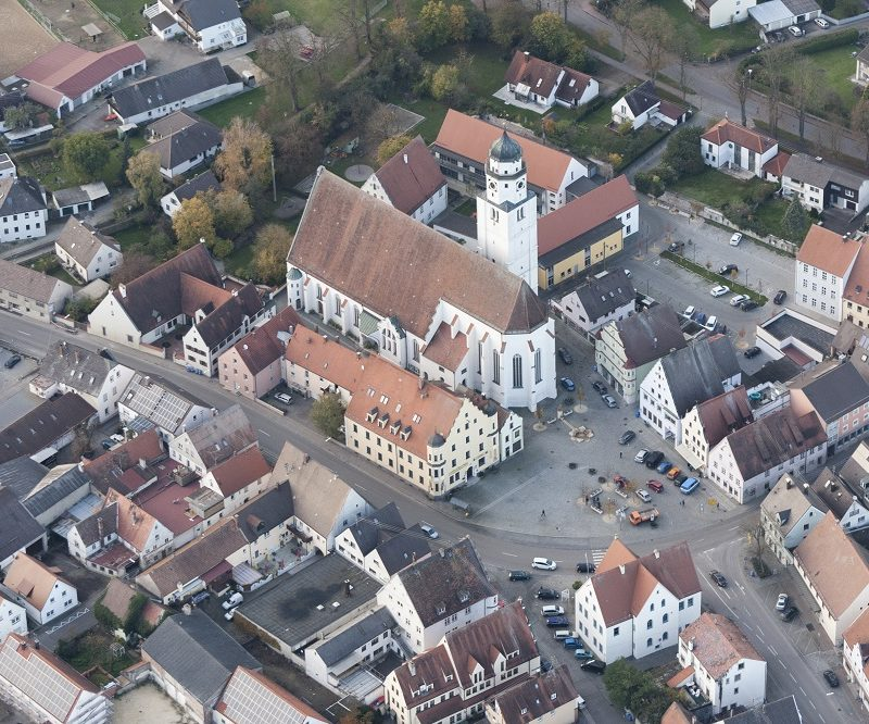 Stadt Höchstädt (Foto: STUDIO-E. GmbH; Fotograf Florian Imberger)