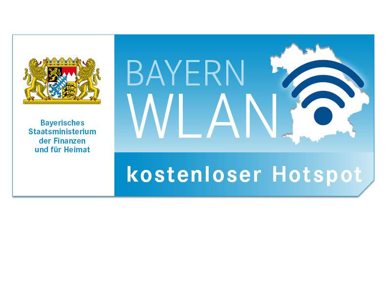 BayernWLAN Hotspot