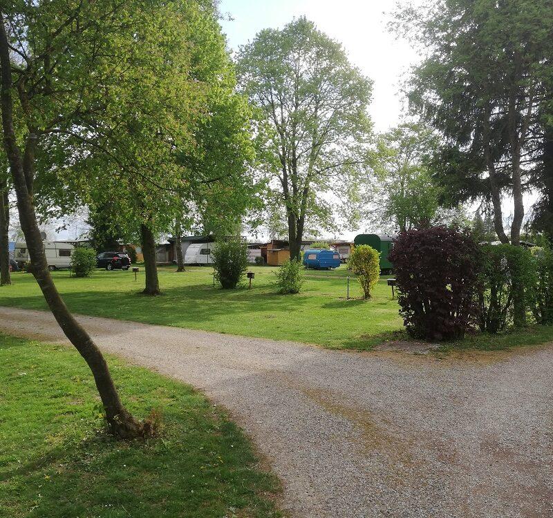 Campingplatz Mörslingen (Foto: Dussling)