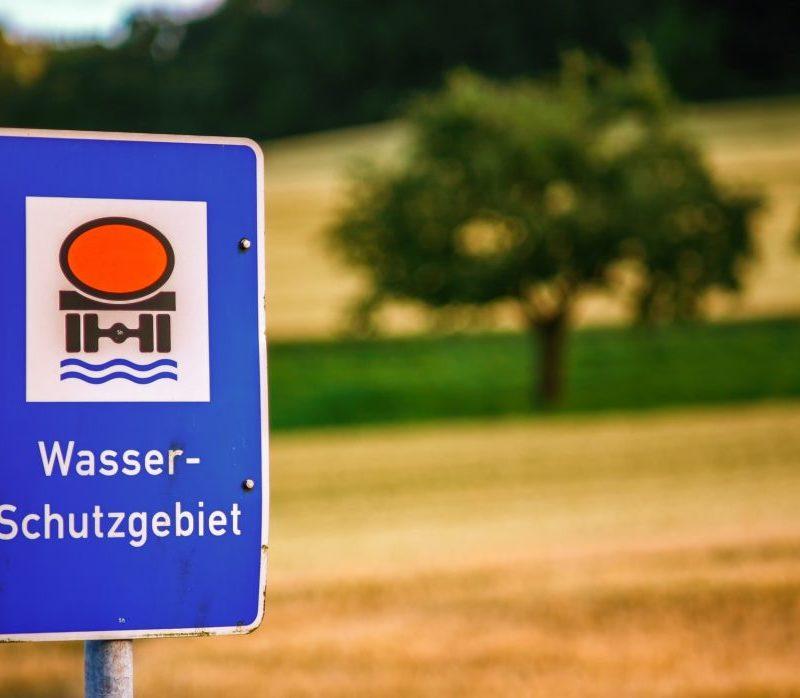Wasser-Schutzgebiet (Foto: analogicus/Pixabay)