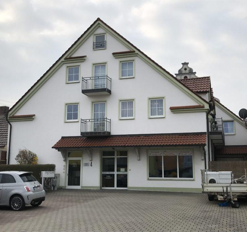 Gewerbeobjekt Bachgasse Höchstädt a.d.Donau (Foto: Häusler)