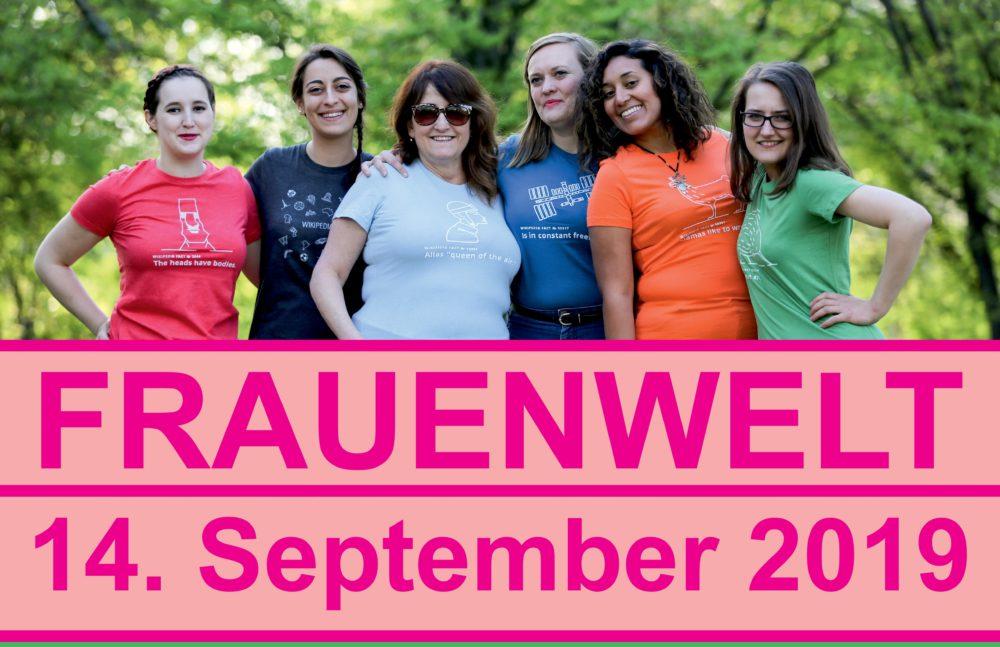 höchst@weiblich - Frauenwelt 2019
