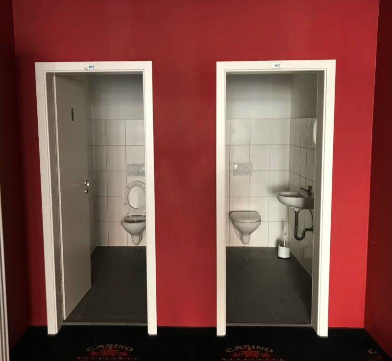Objekt 270 m² - Toiletten (Bild: Stadt Höchstädt)