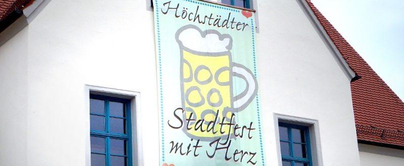 Stadtfest Höchstädt (Foto: SSV Höchstädt e.V.)