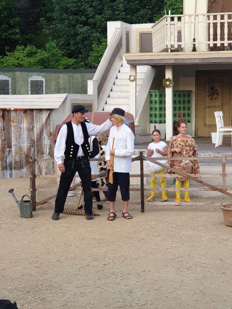 Ferienprogramm Freilichtbühne Donauwörth (Foto: Tremmel, VG Höchstädt)