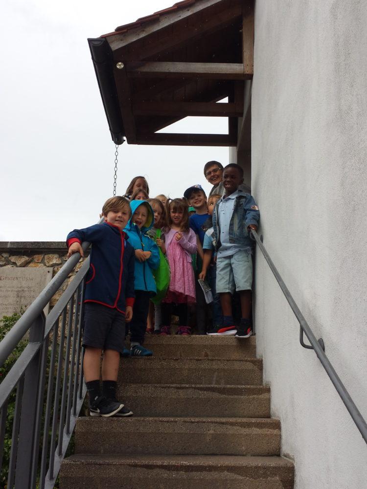 Ferienprogramm Geschichten im Turm (Foto: Hergöth Tina)