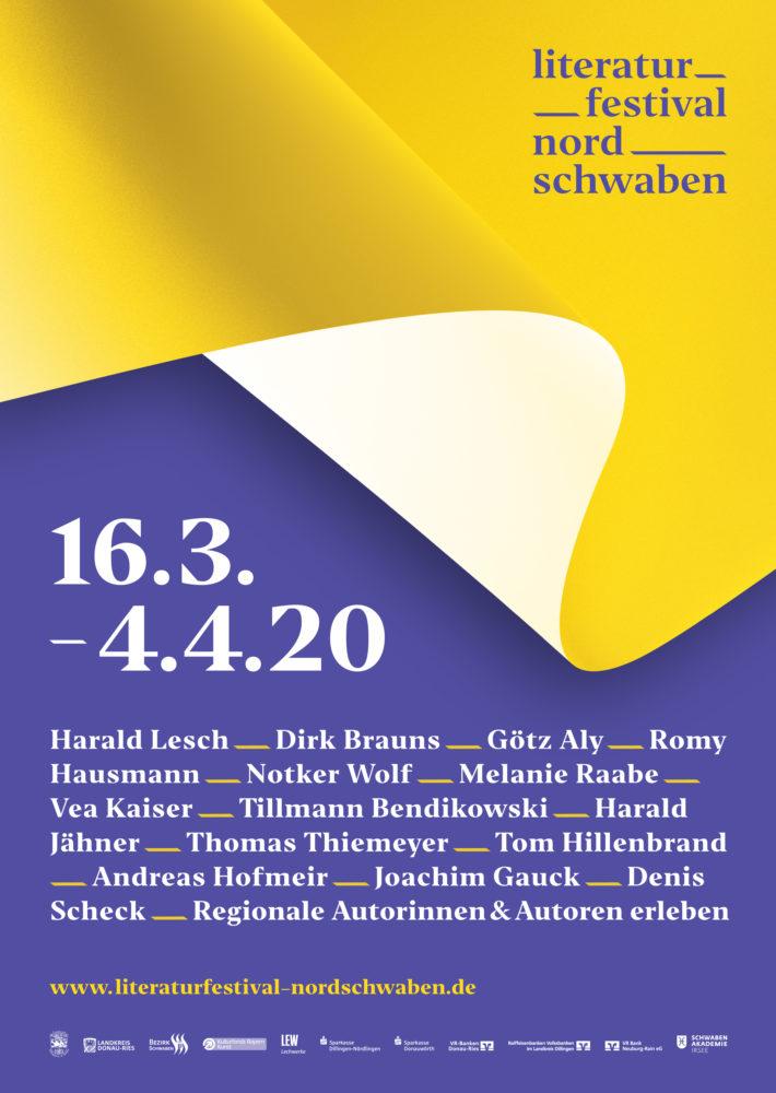 Literaturfestival Nordschwaben