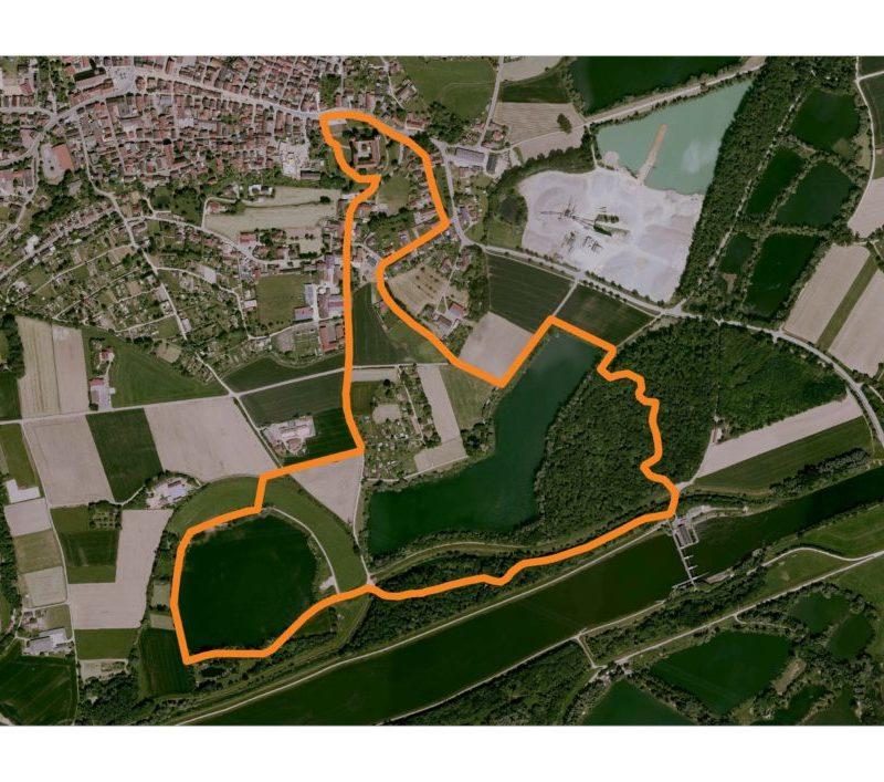 Auwald und Schloss erleben – Herzogin-Anna-Rundweg