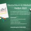 Deutschkurs Höchstädt (Bild: Alisa Geierhos)