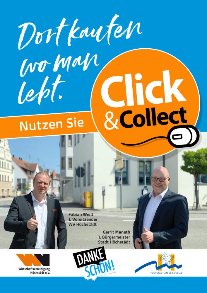 Click & collect Höchstädt (Foto: Sudio-E., Erika Langone)
