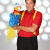 Zauberer Larry (Bild: Fotos: Foto-Kühnle, Welzheim)